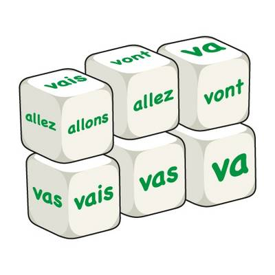 French Aller: Word Dice