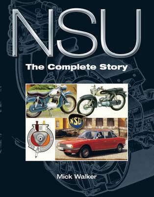 NSU: The Complete Story (Hardback)