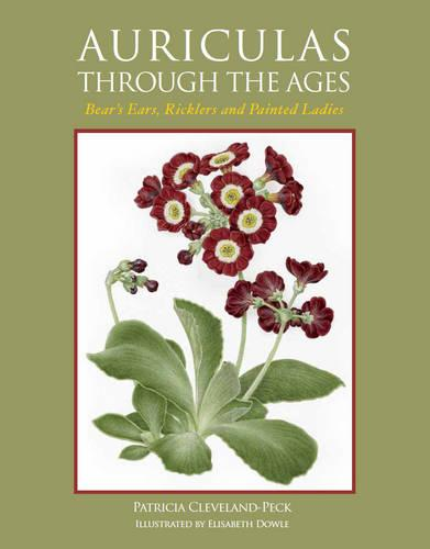 Auriculas through the Ages: Bear's Ears, Ricklers and Painted Ladies (Hardback)