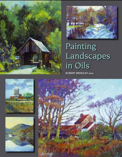 Painting Landscapes in Oils (Paperback)