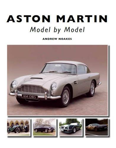 Aston Martin: Model by Model (Hardback)