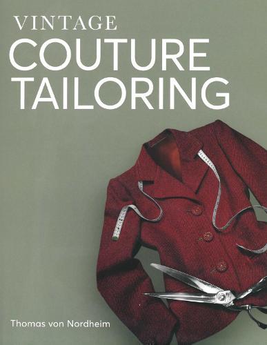 Vintage Couture Tailoring (Hardback)