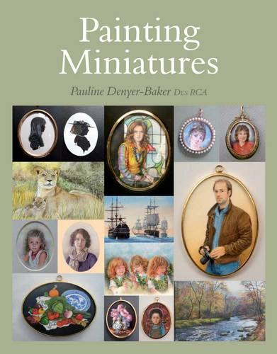Painting Miniatures (Paperback)