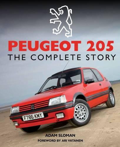 Peugeot 205: The Complete Story (Hardback)