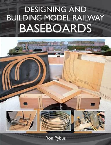 Designing and Building Model Railway Baseboards (Paperback)