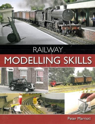 Railway Modelling Skills (Paperback)