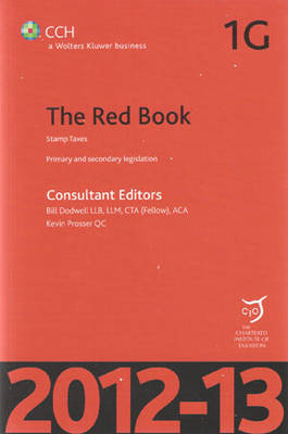 The Red Book 2012-13 2012-13 (Paperback)