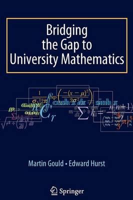 Bridging the Gap to University Mathematics (Paperback)