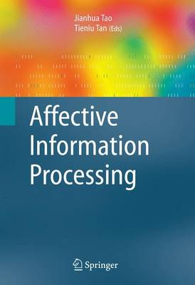 Affective Information Processing (Hardback)