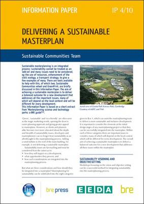 Delivering a Sustainable Masterplan