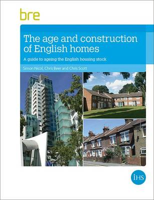 The Age and Construction of English Housing (Paperback)