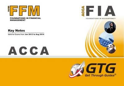 Foundations in Financial Management: Paper FFM (Spiral bound)