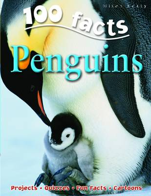 100 Facts - Penguins (Paperback)