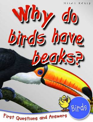 1st Questions and Answers Birds: Why Do Birds Have Beaks? - First Q&A (Paperback)