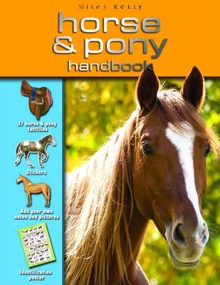 Horse and Pony Handbook - Handbooks (Spiral bound)