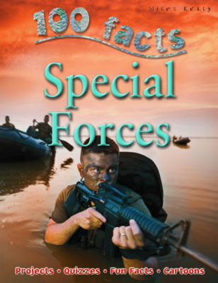 100 Facts - Special Forces (Paperback)