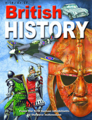 British History: From the First Human Inhabitants to the New Millennium (Paperback)