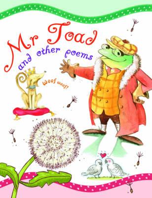 Mr Toad - Poetry Treasury (Paperback)