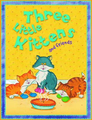 Three Little Kittens (Paperback)