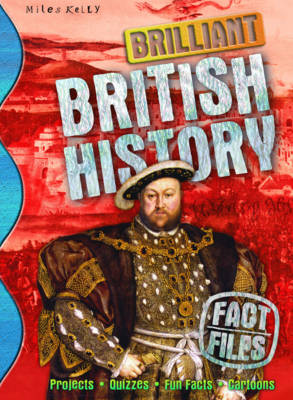 Fact Files British History - Fact Files (Spiral bound)