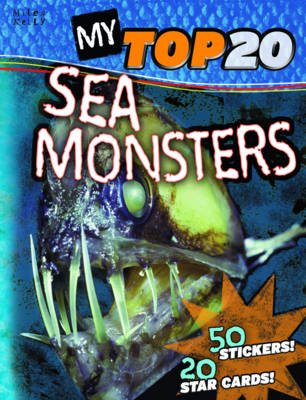 Sea Monsters - My Top 20 (Paperback)