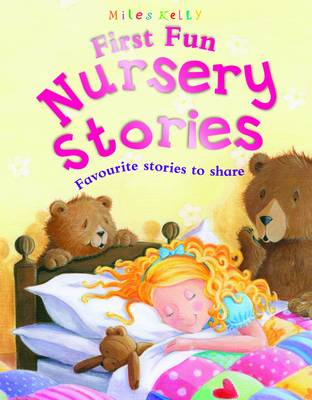 Nursery Stories (Board book)