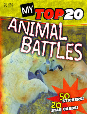 Animal Battles - My Top 20 (Paperback)