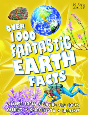 Over 1000 Fantastic Earth Facts (Paperback)