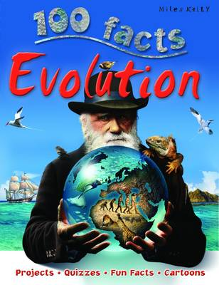 100 Facts - Evolution (Paperback)
