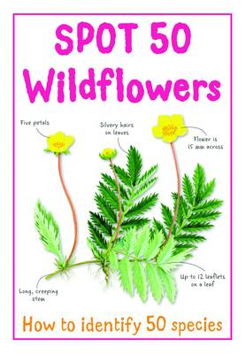 Spot 50 Wild Flowers - Large Spot 50 Series (Paperback)
