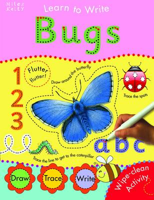 Bugs - Learn to Write (Paperback)