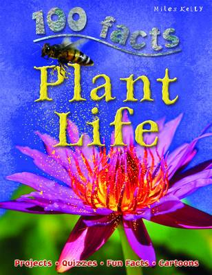 100 Facts - Plant Life (Paperback)