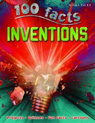100 Facts - Inventions (Paperback)