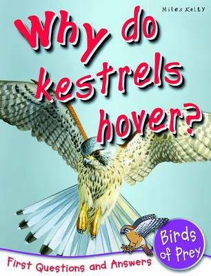 Birds of Prey: Why Do Kestrels Hover? - First Q&A (Paperback)