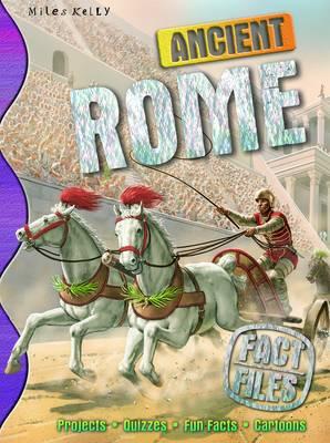 Ancient Rome - Fact Files (Hardback)
