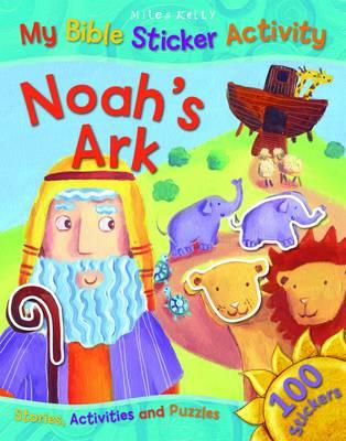 My Bible Sticker Activity - Noah's Ark (Paperback)