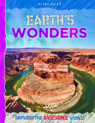 Earth's Wonders - Explore Your World: Awesome (Paperback)