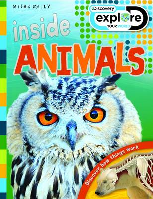 Inside Animals - Discovery Explore Your World (Paperback)