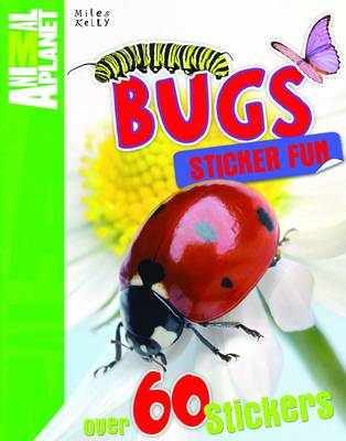 Sticker Fun Bugs - Animal Planet Sticker Fun (Paperback)