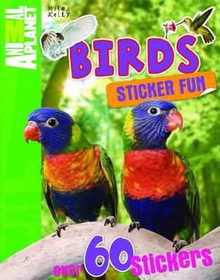 Sticker Fun Birds - Animal Planet Sticker Fun (Paperback)
