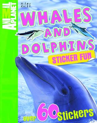 Sticker Fun Whales and Dolphins - Animal Planet Sticker Fun (Paperback)