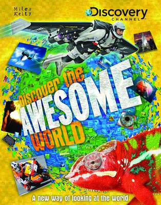 Discover the Awesome World - Discover the World S. (Hardback)