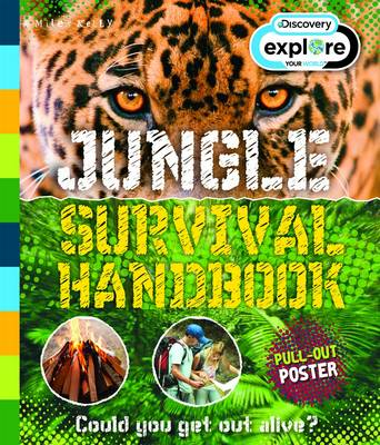Explore Your World: Jungle Survival Handbook - Survival Handbook (Paperback)