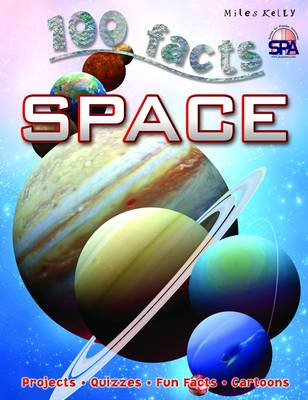 100 Facts Space - 100 Facts (Paperback)
