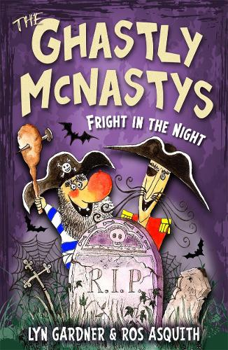 Fright in the Night - The Ghastly McNastys (Paperback)