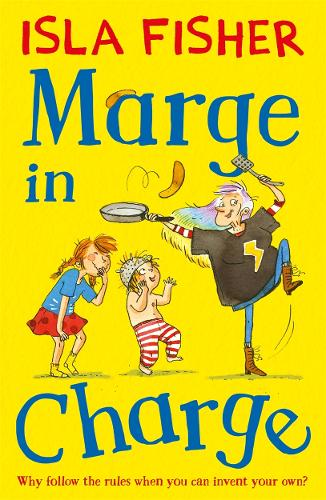 Marge in Charge - Marge (Paperback)