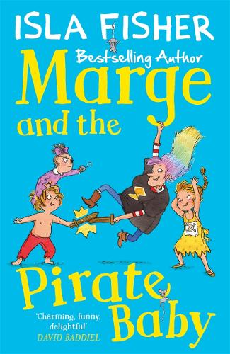 Marge and the Pirate Baby - Marge (Paperback)