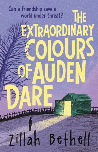 The Extraordinary Colours of Auden Dare (Paperback)