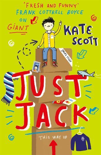 Just Jack (Paperback)