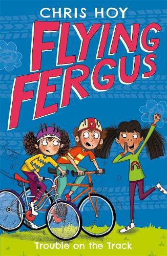 Flying Fergus 8: Trouble on the Track - Flying Fergus (Paperback)